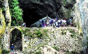 San Adrián, un túnel a través del tiempo