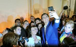 Rivera presenta su programa: «No al Cuponazo vasco»
