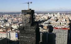 Otros edificios emblemáticos devorados por las llamas