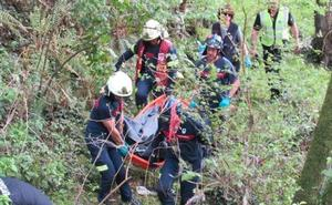 Hallan el cuerpo sin vida de una mujer en el río Deba en Mondragón