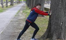 «Correr es una pasión, pero mi prioridad es acabar Medicina»