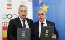 Convenio entre COE y la FEMP para favorecer el desarrollo del deporte y los valores del olimpismo en las ciudades