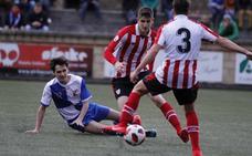 Sancet avanza en su puesta a punto y ya es titular con el Bilbao Athletic