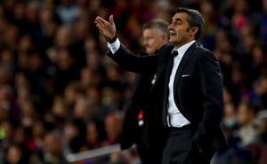 Valverde: «Este es nuestro juego»