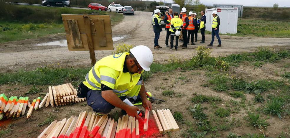 Arrancan en Arasur las obras del mayor parque solar de Euskadi