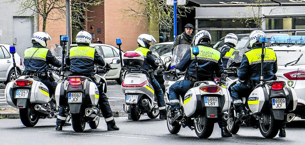La OPE de 39 plazas de la Policía Local de Vitoria, en el aire pese a haber sido ya convocada