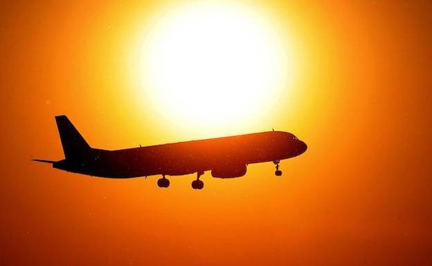 Euskadi Investiga Como Reducir La Contaminacion De Los Aviones El Correo