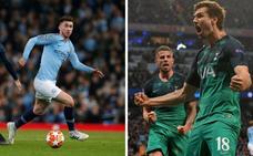 Llorente y Laporte, cara y cruz en el Manchester City-Tottenham