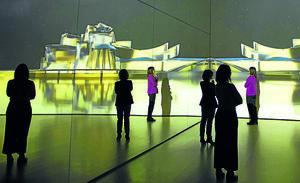 El Guggenheim se conecta con la revolución digital