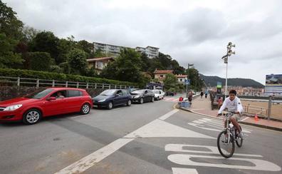 Mendexa regulará con OTA el parking de la playa de Karraspio los próximos cuatro años