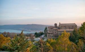 El monasterio de Leyre, donde los muros que cantan