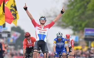 Van der Poel gana la Flecha Brabanzona