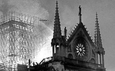 Notre Dame: se buscan donantes