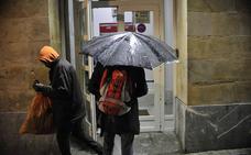 Los albergues invernales de Bilbao apenas ocuparon el 84% de sus camas