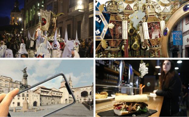 Planes para disfrutar esta Semana Santa en Vitoria y Álava