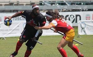 El deporte de Harry Potter da alas a las chicas en Euskadi