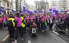 Durango dona 4.150 euros de la Lilakrosa a Medicus Mundi