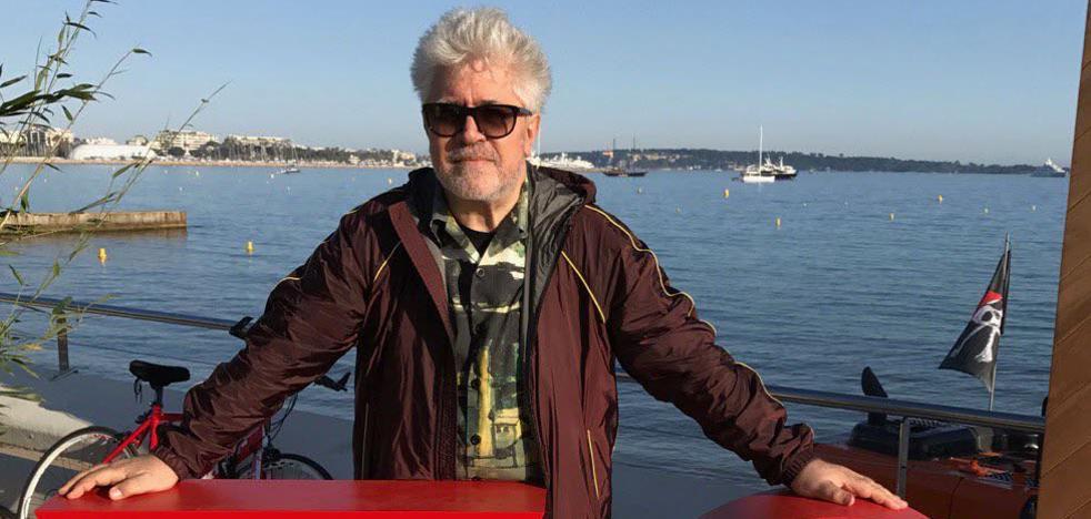 Almodóvar competirá por sexta vez por la Palma de Oro en Cannes con 'Dolor y gloria'
