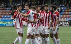 El Bilbao Athletic rompe su gafe lejos de Lezama