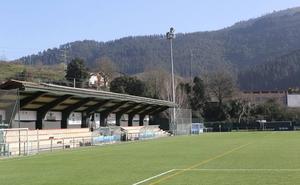 El Ayuntamiento de Ugao termina las obras del campo de fútbol de Arandia