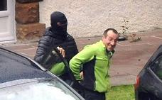 El exjefe de ETA David Plá sale de prisión en Francia