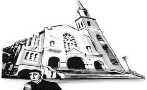 La cruz de la Iglesia