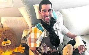 «Tenía miedo a ponerme de nuevo el corsé», revela Castroviejo tras su caída en la Itzulia