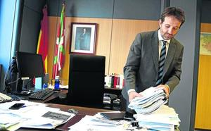 Más de 11.000 demandas por cláusulas suelo mantienen saturados los juzgados de Euskadi