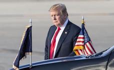 Trump denuncia testimonios «fabricados» en el informe Mueller