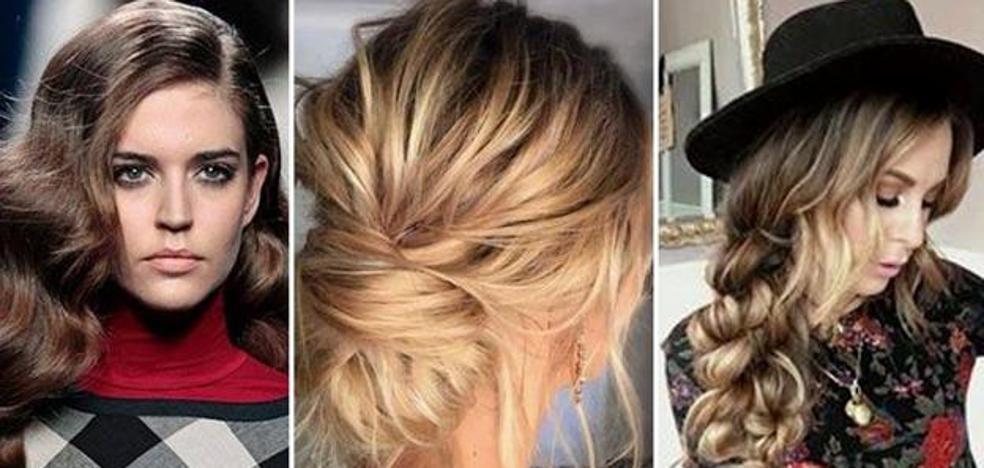 Los peinados que triunfan en el mundo