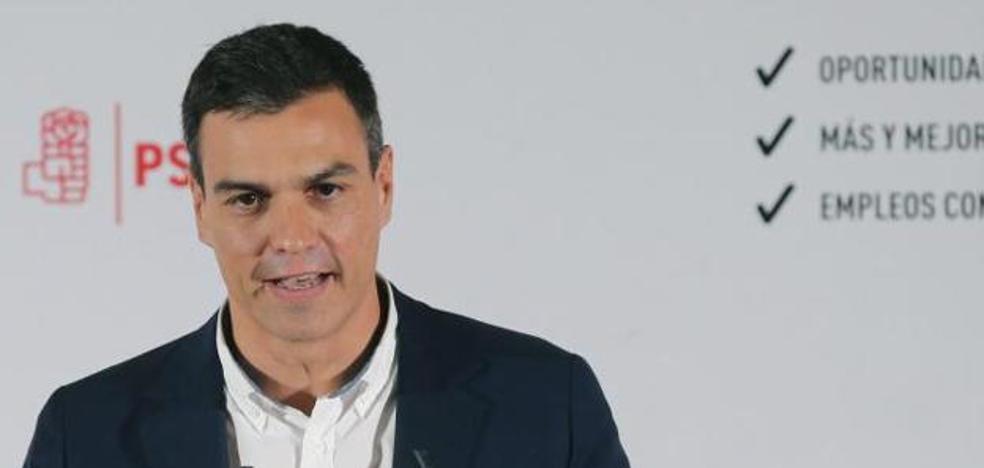 Pedro Sánchez rectifica y hará dos debates: «¡Qué remedio!»