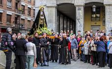 Las procesiones de Llodio