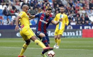 El Levante rescata un punto ante el Espanyol