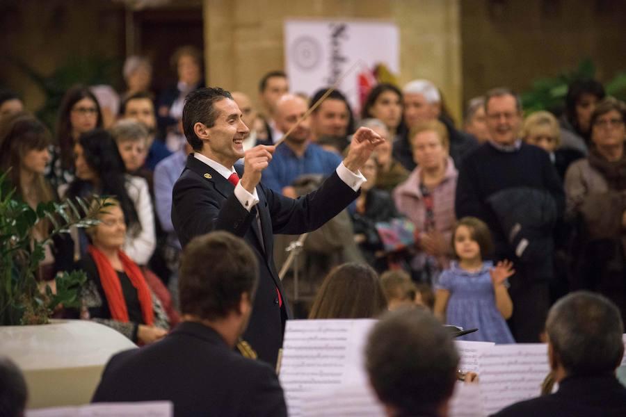 La Banda de Música espera respuesta del Concejo para dar un concierto en la Paz