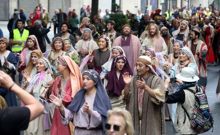 Bilbao, con procesiones para todos