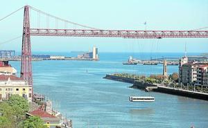 Bilbao busca cómo contener el avance del mar por la ría