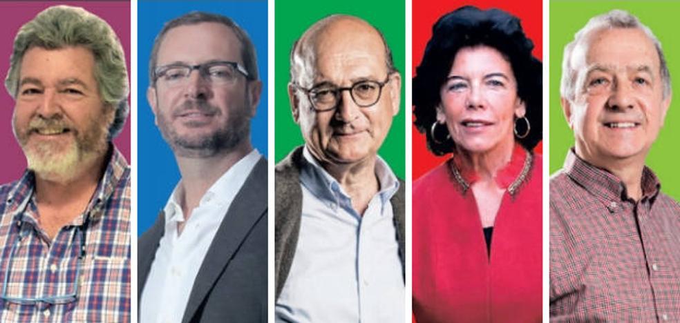 Los candidatos alaveses al Congreso debaten este miércoles en EL CORREO