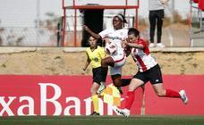 La victoria del Athletic ante el Sevilla, en imágenes