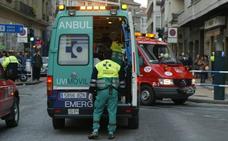 Trabajadores de Emergencias piden otra UVI móvil para Álava con base en Nanclares