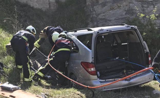 Las carreteras vascas vuelven a registrar víctimas mortales en Semana Santa tras seis años sin fallecidos
