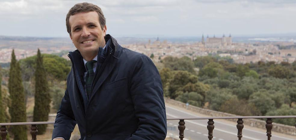 Pablo Casado: «El PP no va a pactar con el PNV actual porque estamos en las antípodas»