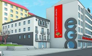 Eibar estudia reunir su patrimonio industrial y artístico en un nuevo museo fuera de Portalea