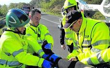 Veinticinco años salvando vidas en Euskadi