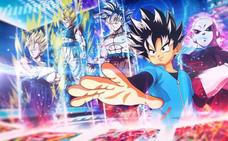 Super Dragon Ball Heroes World Mission: entre mazos anda el juego