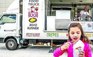 Vitoria pisa el acelerador de los 'foodtrucks'