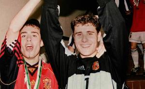 Un grupo de jóvenes talentos que sería la base de la España campeona