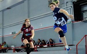 Las senior del Ibaizabal comienzan la Copa de Bizkaia con un empate