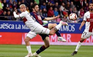 Huesca-Eibar, en directo