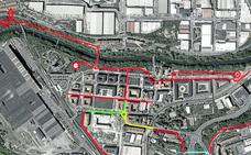 Un bidegorri conectará Etxebarri con Bilbao y Basauri