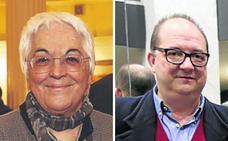 Los autores vascos firman en Bilbao sus obras y regalan una flor